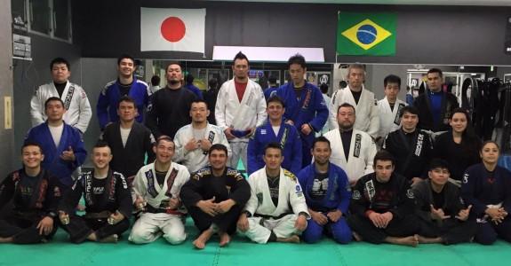 インパクト ブラジリアン柔術