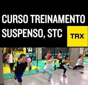 CURSO DE TRX (TREINAMENTO SUSPENSO)